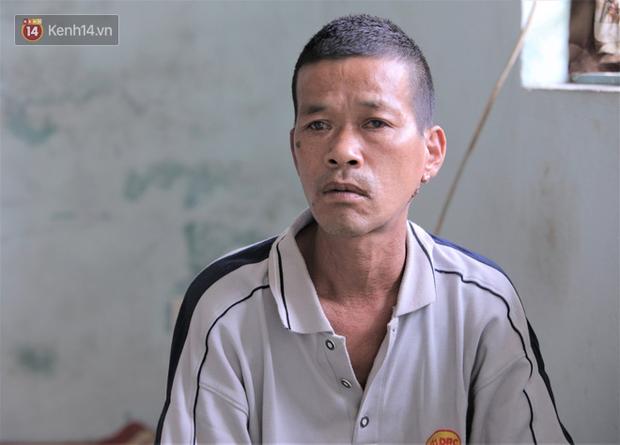 Anh Thái Văn Phương (48 tuổi) ba của Thanh Nga.