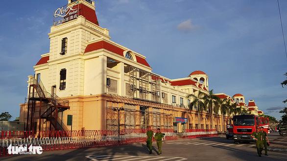 Đô thị Our City là nơi người Trung Quốc chuyên tổ chức đánh bạc. (Ảnh qua tuoitre)