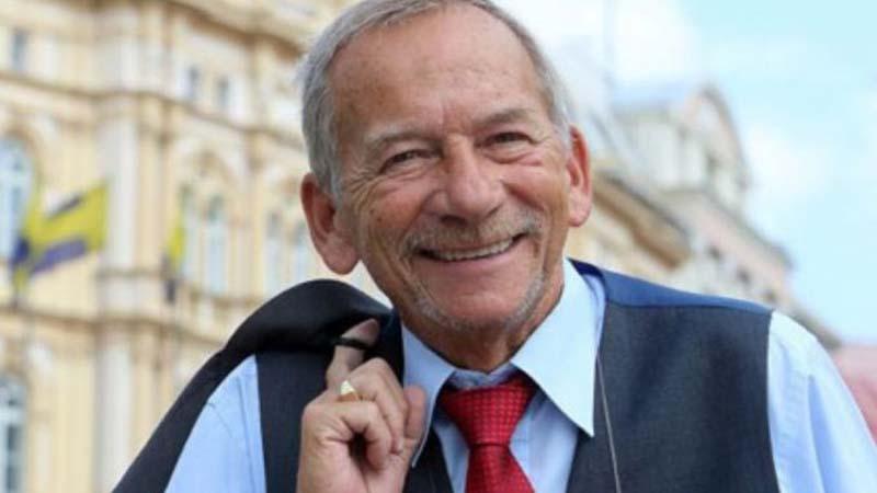 Chủ tịch Thượng viện Cộng hòa Séc Jaroslav Kubera.