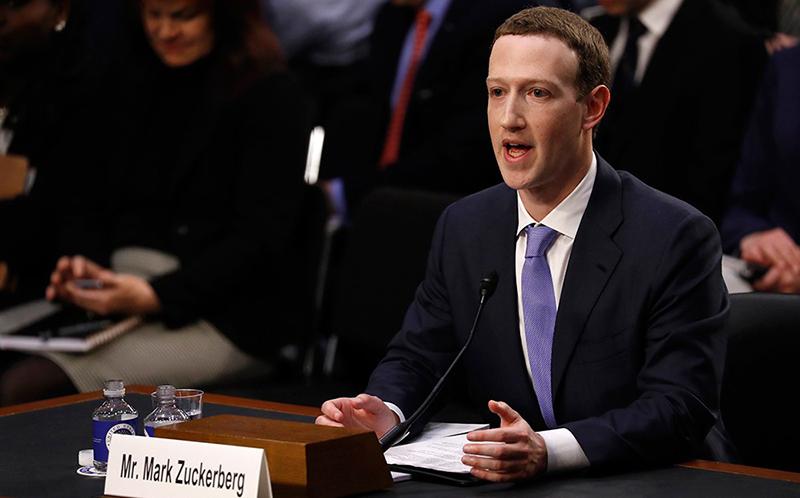 Tổng Giám đốc Điều hành Facebook - Mark Zuckerberg