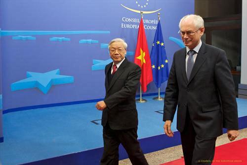 Việt Nam cần cải cách thể chế để gặt hái hàng chục tỷ USD từ EVFTA - Ảnh 1