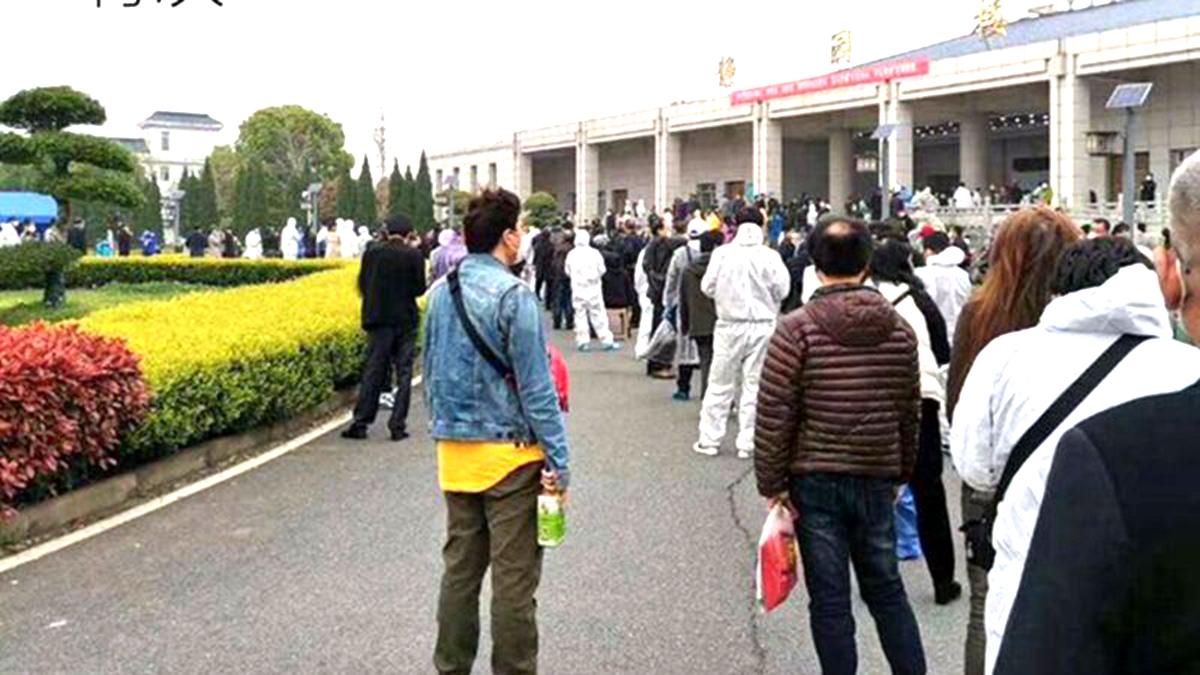 ĐCSTQ giám sát chặt chẽ người nhà của những nạn nhân bị chết vì virus Vũ Hán (ảnh 1)