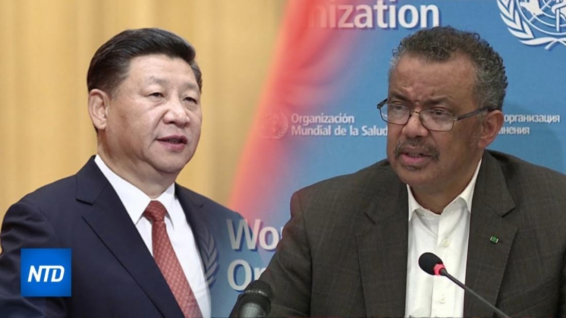 WHO và Trung Quốc từng ngăn Đài Loan gia nhập WHO