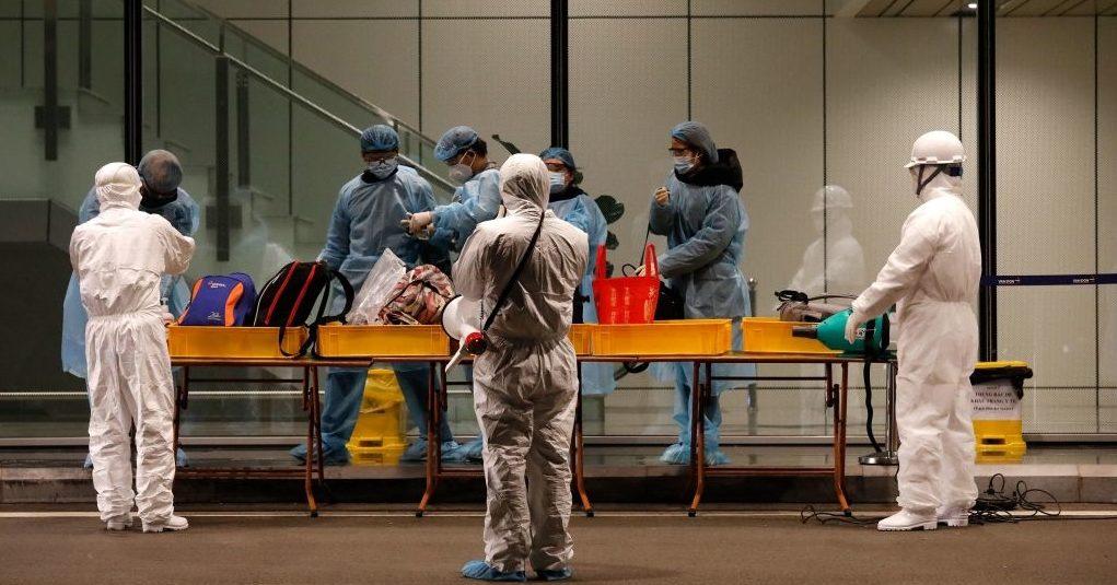 Quảng Ninh, Lào Cai khẩn trương chuẩn bị đón người trở về từ nước ngoài - Ảnh 2