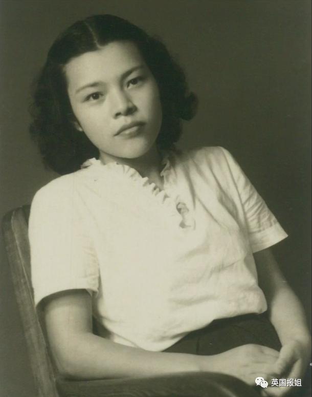 Mẹ Naoko khi còn trẻ.