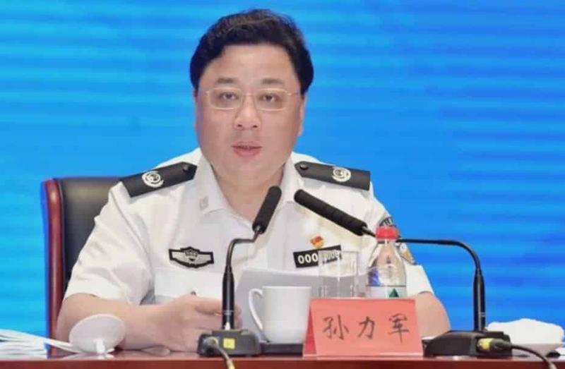 Vụ việc bất ngờ của Tôn Lực Quân được cho là làm nổi bật tình trạng hỗn loạn trong cục diện chính trị của ĐCSTQ