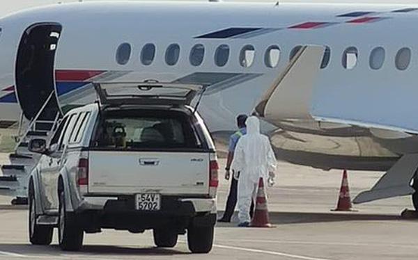 Bệnh nhân 271 thuê máy bay riêng đến Việt Nam - Ảnh 1