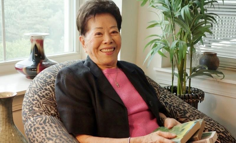 Nữ nhà văn người Mỹ Vu Lê Hoa