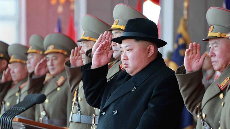 Kim Jong-un đã tổ chức cuộc họp mở rộng lần thứ 4 của Ủy ban Quân sự Trung ương Đảng Lao động Triều Tiên vào ngày 24/5 để thảo luận về việc nâng cao khả năng chống chiến tranh hạt nhâ