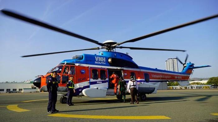Sân bay Vũng Tàu hiện hữu sẽ tái thiết thành khu đô thị hiện đại với nhiều chức năng. (Ảnh qua nld)
