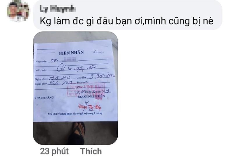"""Vụ gửi xe mất 13 triệu ở Bình Tân: chủ xe nói UBND quận """"hoàn toàn bịa đặt"""" - Ảnh 3"""