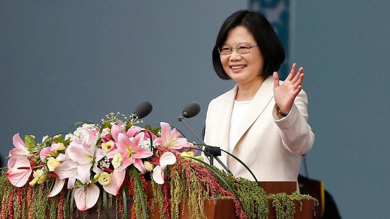 """Tổng thống Đài Loan: """"Chúng tôi sẽ tiếp tục hỗ trợ những người dân Hồng Kông nỗ lực vì dân chủ và tự do""""."""