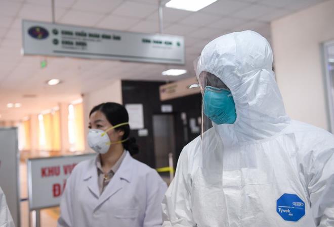 Bộ Y tế công bố thêm 24 trường hợp dương tính với virus Vũ Hán, nâng tổng số ca bệnh tại Việt Nam lên 312 người. (Ảnh qua vtc)