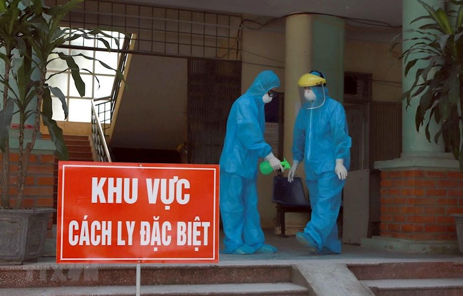Thêm 1 ca nhiễm virus Vũ Hán là bé trái 1 tuổi từ nước ngoài về, nâng tổng số ca bệnh tại Việt Nam lên 328. (Ảnh qua suckhoedoisong)