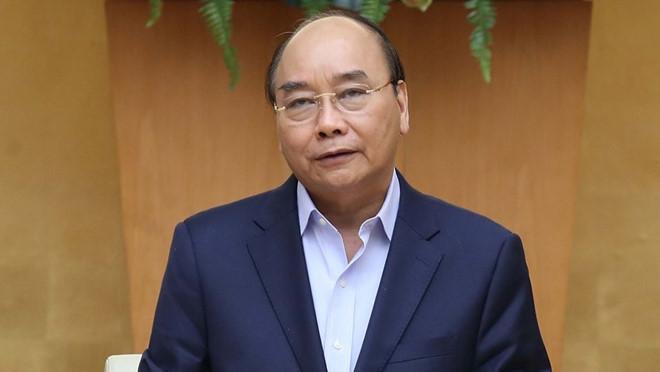 Thủ tướng Nguyễn Xuân Phúc. (Ảnh qua thanhnien)