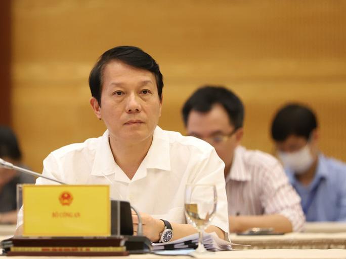 Trung tướng Lương Tam Quang, Thứ trưởng Bộ Công an. (Ảnh qua nld)
