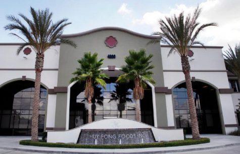 Nhà máy Huy Fong Foods trở thành 1 trong 9 nhà máy lớn tại Mỹ.