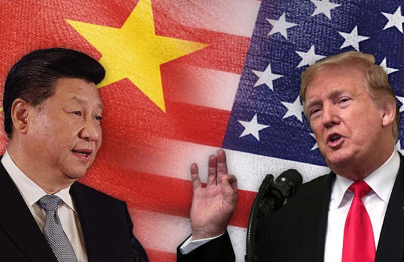 TT Trump dọa cắt đứt toàn bộ mối quan hệ với Trung Quốc