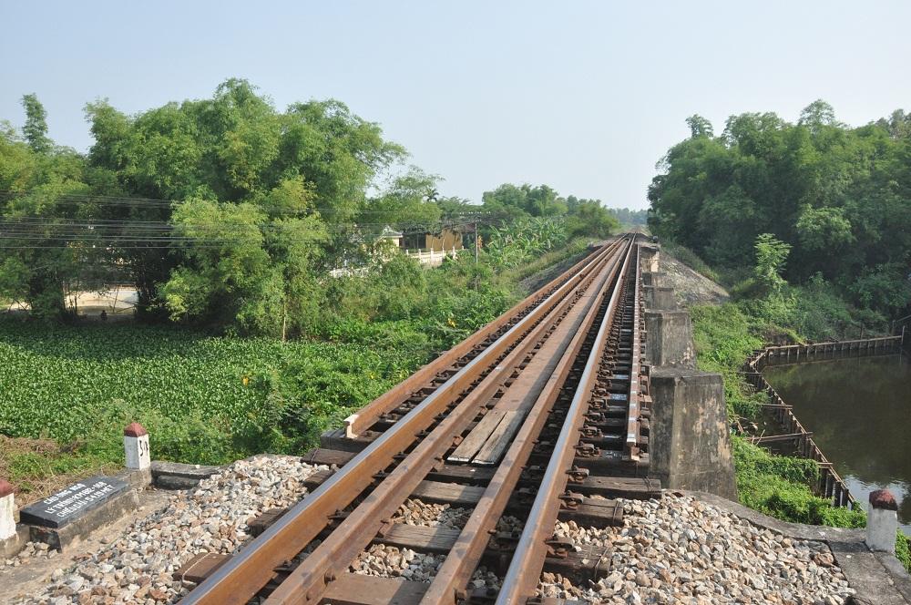 Quảng Nam: Khởi động dự án 2000 tỷ nâng cấp đường sắt Bắc Nam - Ảnh 1
