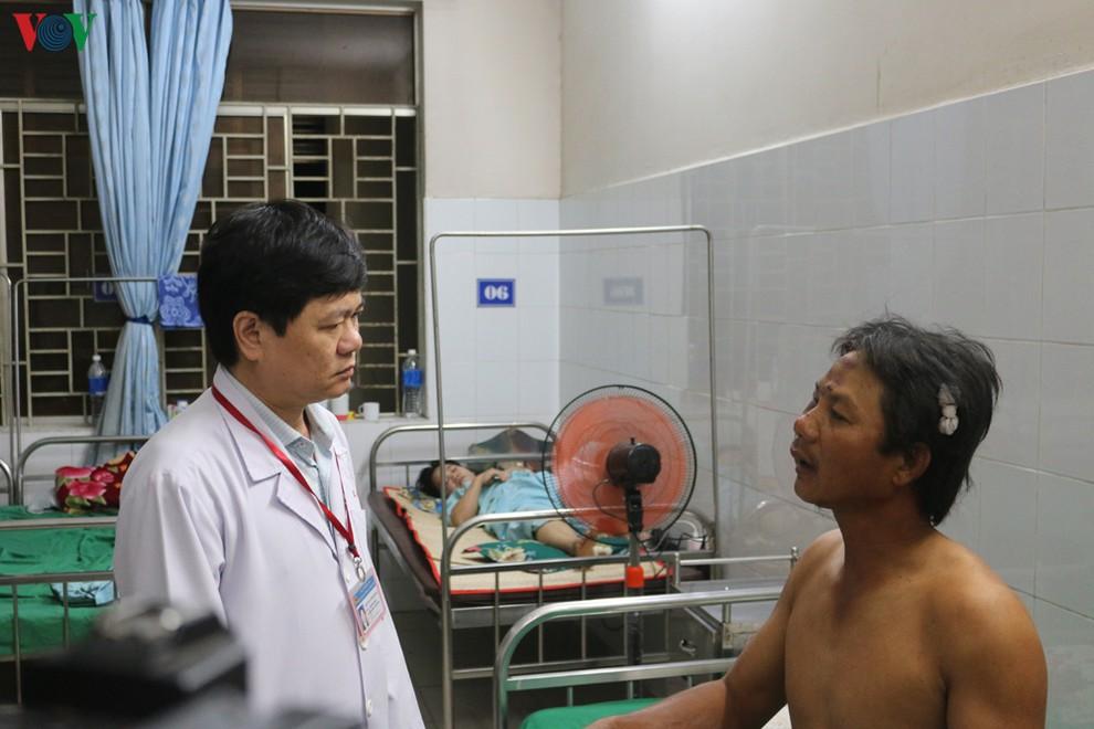 Vụ sập công trình ở Đồng Nai: Người sống sót bàng hoàng kể lại - Ảnh 2