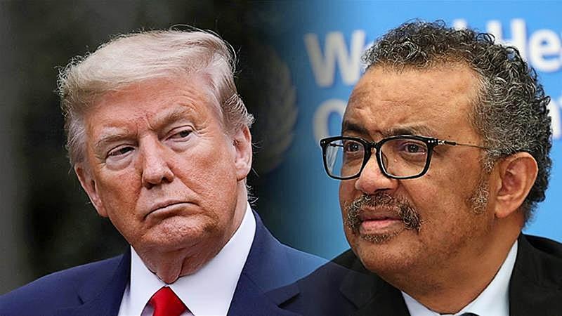 Tổng thống Mỹ Donald Trump tuyên bố Mỹ sẽ chính thức chấm dứt mối quan hệ với Tổ chức Y tế Thế giới (WHO)