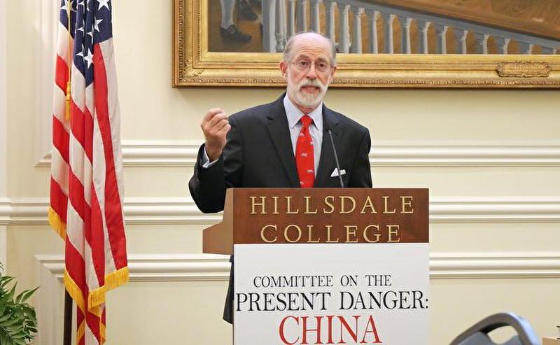 Frank Gaffney - Phó chủ tịch Ủy ban CPDC