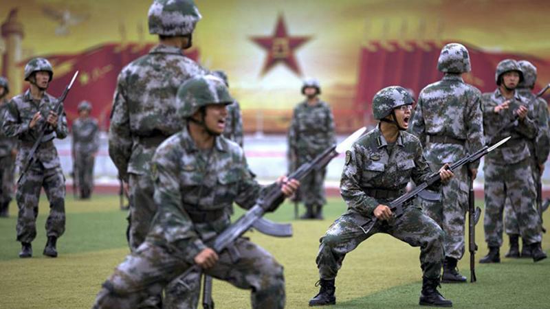 chính quyền Đảng Cộng sản Trung Quốc (ĐCSTQ) có thể đang tiến hành biến đổi gen của binh lính
