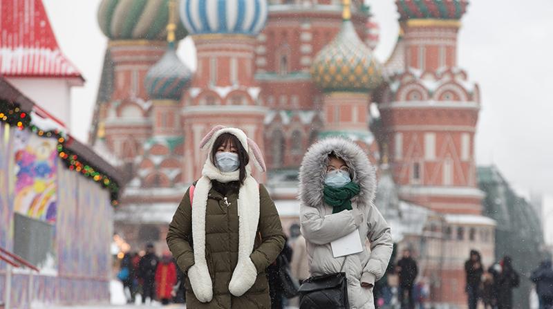 Nga hiện là vùng dịch lớn thứ 3 thế giới, sau Mỹ và Brazil