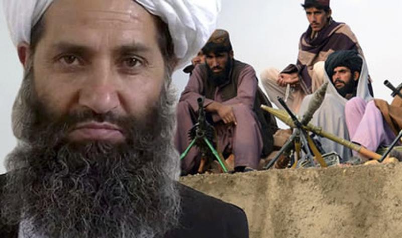 nhà lãnh đạo - Mullah Haibatullah Akhundzada đã bị nhiễm virus của ĐCSTQ.