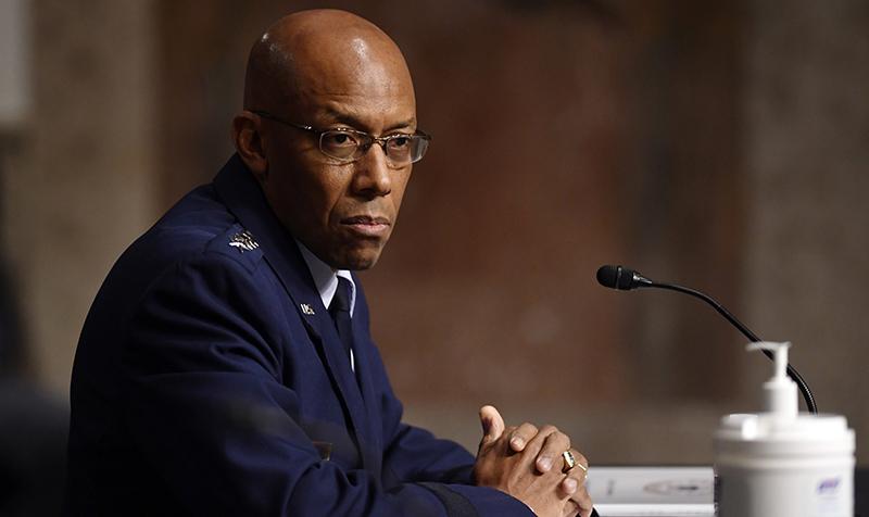 Thượng viện Mỹ ngày 9/6 đã phê chuẩn tướng Charles Brown vào vị trí Tổng Tham mưu Không quân Mỹ với tỷ lệ nhất trí tuyệt đối.