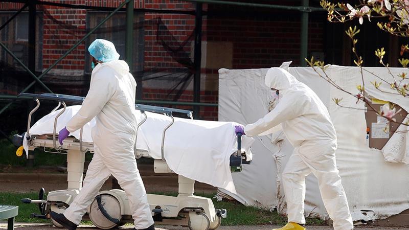 số ca tử vong vì virus Vũ Hán trên toàn cầu đã lên đến 400.000