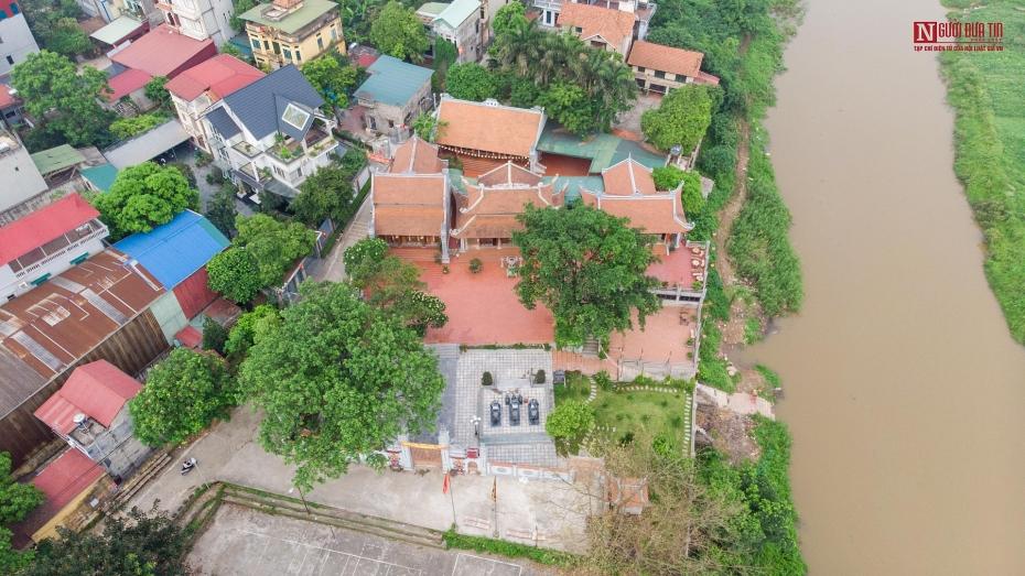Hà Nội: Công bố tình trạng khẩn cấp sạt lở bờ sông - Ảnh 1