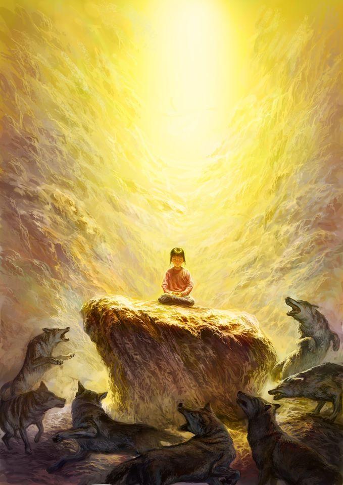 Thần Thoại Lục Tứ sống dậy dưới bàn tay nghệ sĩ Việt - Ảnh 2