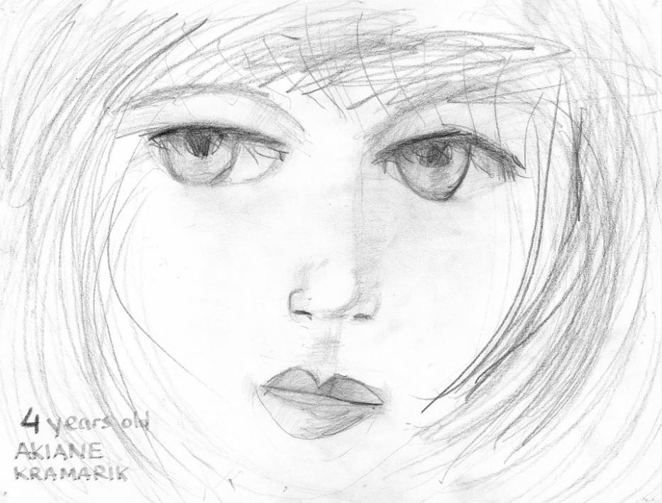 akiane-4-years-old