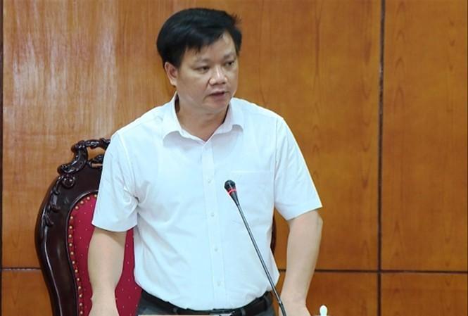 Ông Nguyễn Khắc Thận - Phó Chủ tịch UBND tỉnh Thái Bình. (Ảnh qua vietnamnet)