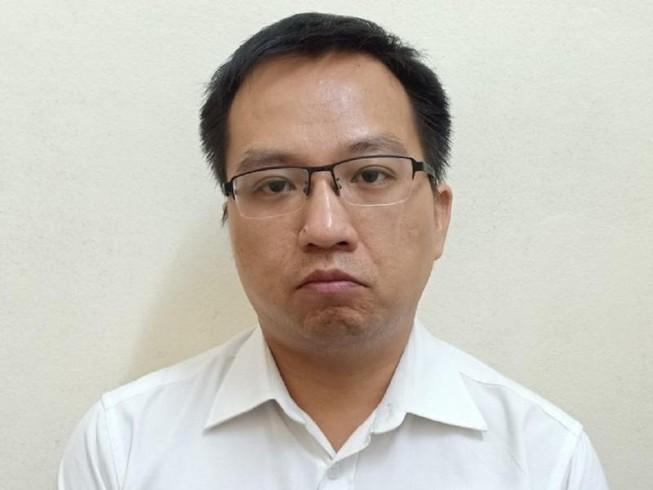 Bị can Phạm Chí Kiên. (Ảnh qua plo)