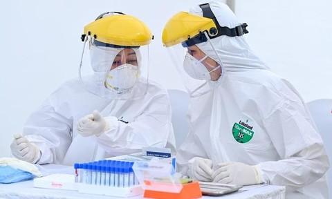 Việt Nam có thêm bệnh nhân 329 nhiễm virus Vũ Hán. (Ảnh qua congan)