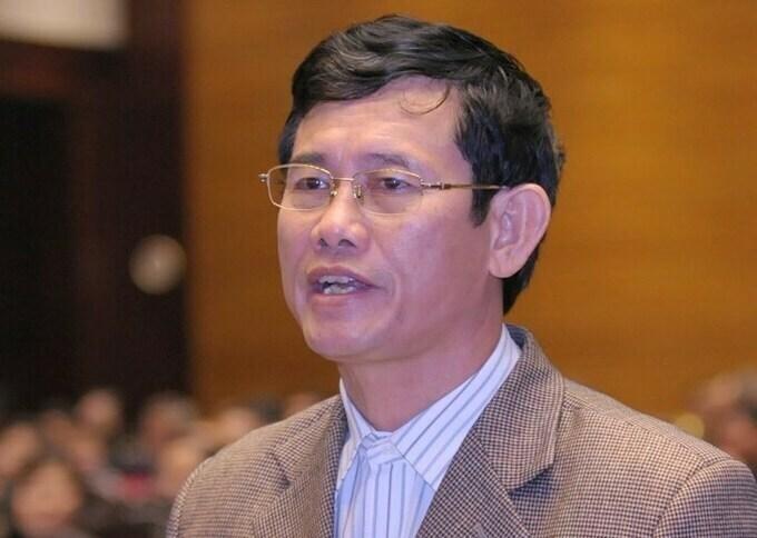 Đại biểu Nguyễn Ngọc Phương. (Ảnh qua vnexpress)