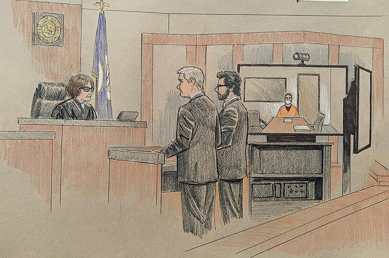 Phiên toà xét xử cựu cảnh sá