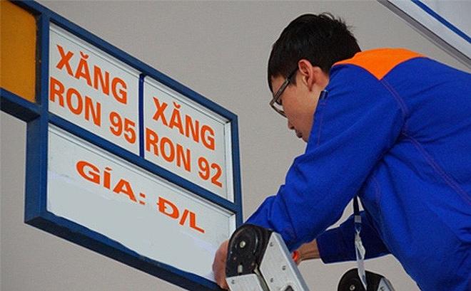 Dự kiến giá xăng sẽ tiếp tục tăng mạnh vào chiều nay (12/6). (Ảnh qua tienphong)