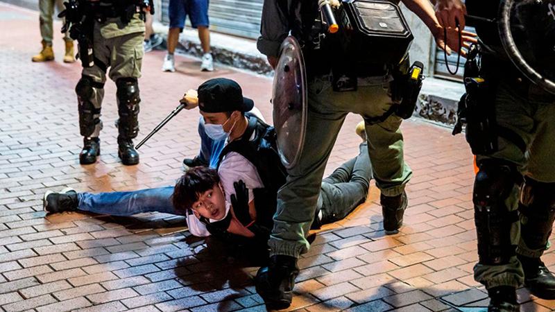 Trại giam giữ hình sự Diêm Điền ở Thâm Quyến đã được làm trống, để chuẩn bị giam giữ những người bị bắt ở Hồng Kông.