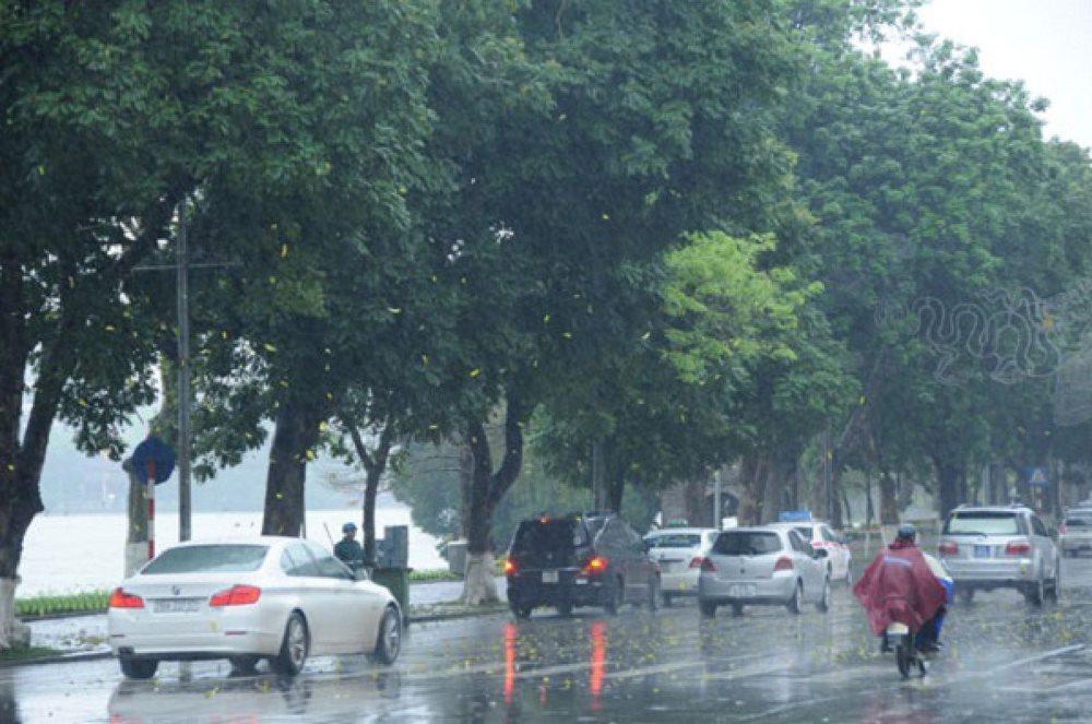 Khu vực Bắc Bộ cần đề phòng mưa dông, lốc, sét. (Ảnh qua baotainguyenmoitruong)