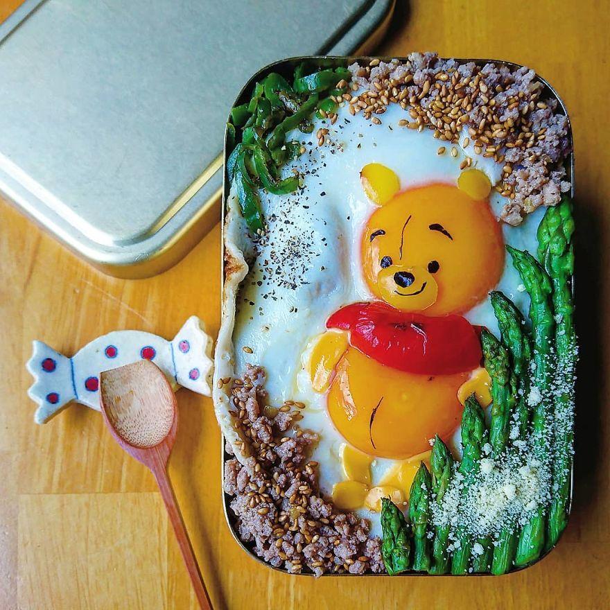 Bí quyết trị biếng ăn cho trẻ: Hộp bento độc đáo của bà mẹ 3 con người Nhật