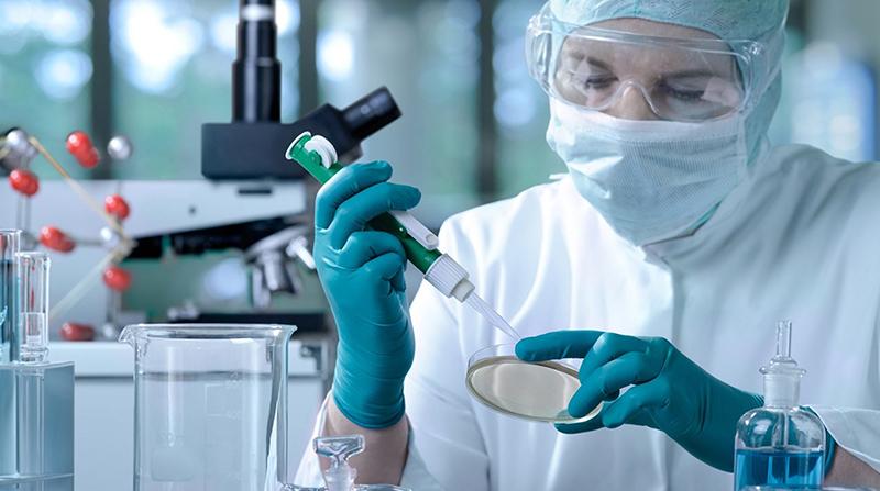 Nghiên cứu khoa học đã phát hiện rằng, chỉ có 43% tế bào của cơ thể người là thuộc về con người, phần còn lại bao gồm các quần thể tế bào vi khuẩn phi nhân loại.