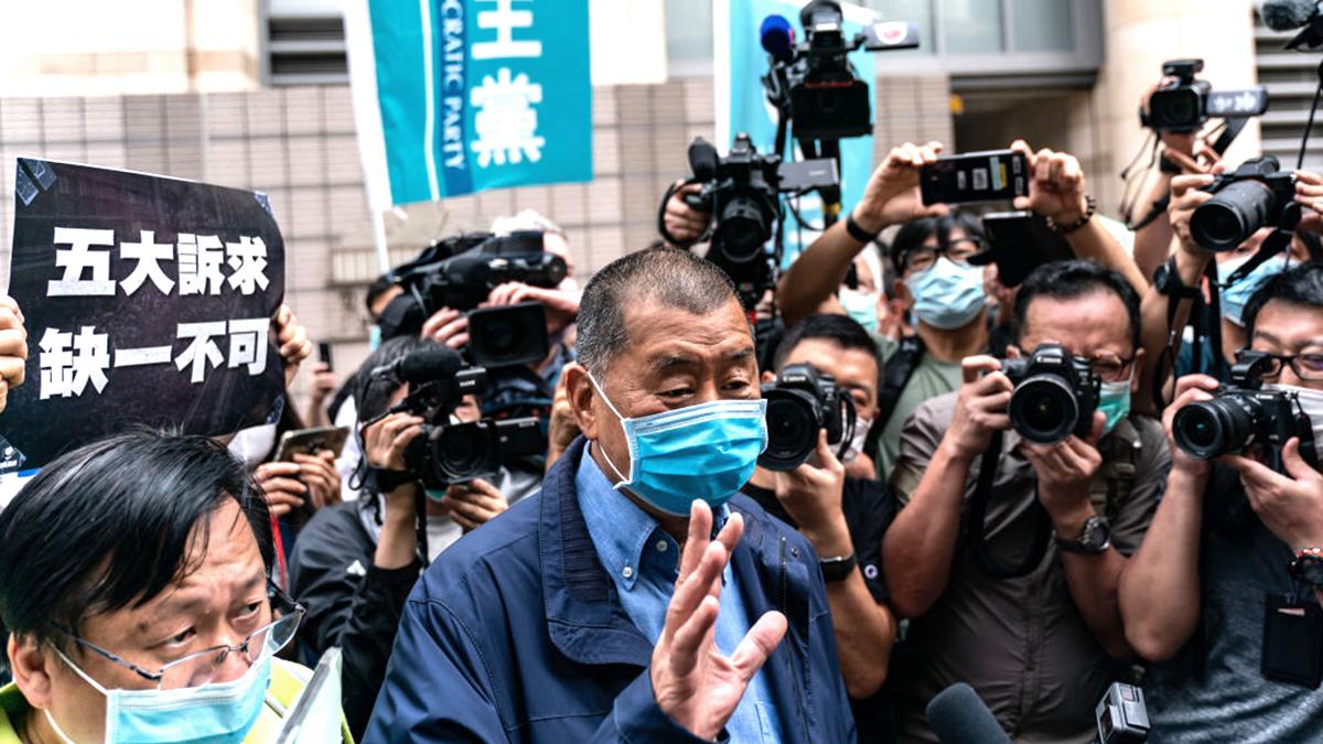 Ông trùm truyền thông HK: Lý Khắc Cường 'làm nghịch', đấu tranh quyền lực đang hồi khốc liệt  (ảnh 1)
