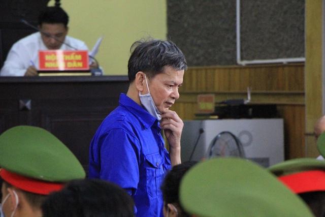 Bị cáo Lò Văn Huynh bị tuyên phạt 21 năm tù. (Ảnh qua dantri)