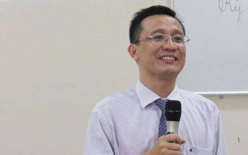 Luật sư, TS Bùi Quang Tín. (Ảnh qua PLO)