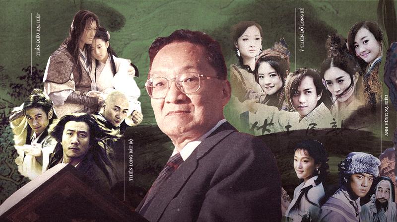 Tiểu thuyết võ hiệp của Kim Dung từ lâu đã được nhiều người nhận định là có mang theo nội dung chính trị, nhắm thẳng vào chính quyền ĐCSTQ.
