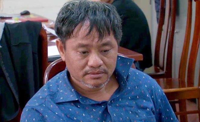 ông Đỗ Văn Minh, Bí thư xã Liên Hà bị khởi tố thêm tội xâm phạm mồ mả. (Ảnh qua Zing)