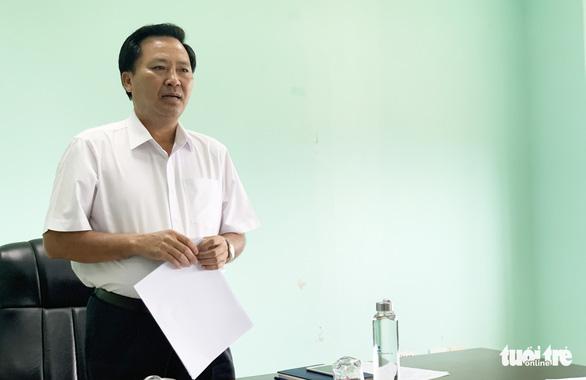 Ông Nguyễn Xuân Lợi - phó Giám đốc Công ty Điện lực Nghệ An. (Ảnh qua tuoitre)